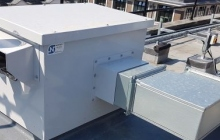 roof penetration housing, riser weathering system, ROOFBOX