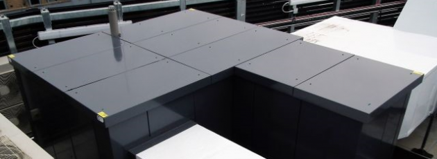 roof penetration housing, riser weathering system, ROOFBOX M series